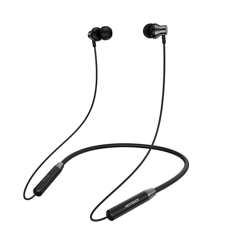 JOYROOM JR-D7 Wireless Bluetooth Neckband Earphone - Black