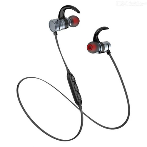 AWEI AK4 Magnetic Switch Bluetooth Wireless Earphone