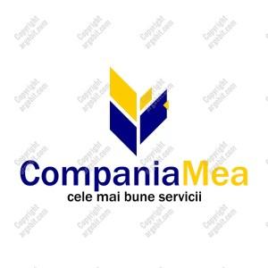 Template de logo vectorial