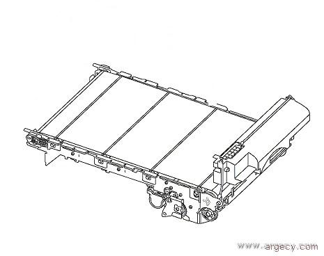 IBM 39V2644 ITU Maintenance Kit w/2nd Transfer Roll