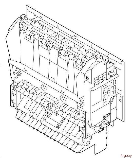 Okidata 45375102 ASSY: EJECT (FN T) (MB770F/MPS5502MBF
