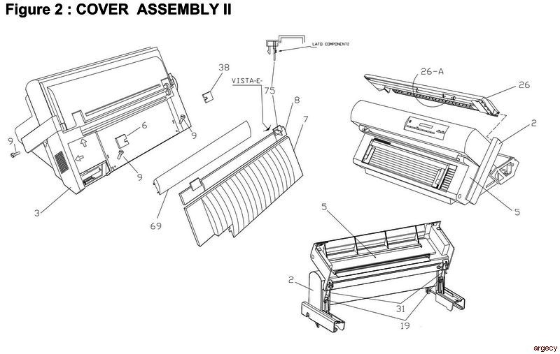 Driver compuprint sp40 printer