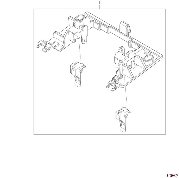 Hp 4345 Parts