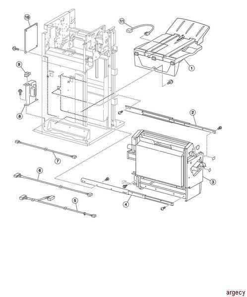 C935 Lexmark Manual X7350