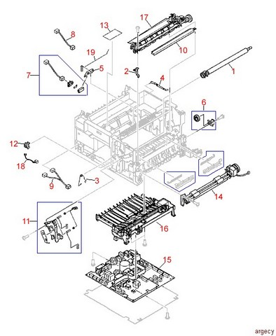 Playstation 4 Internal Parts Diagram, Playstation, Free
