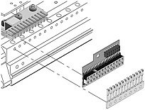Tally Genicom T6215 1500LPM Net Line Forms Matrix Tested