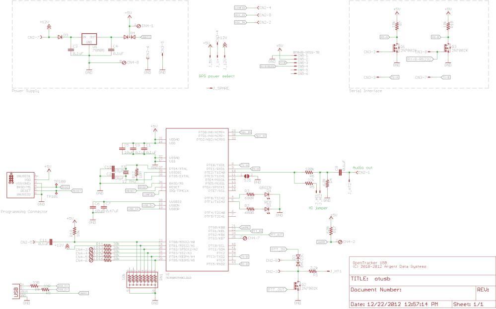 medium resolution of  opentracker usb v1 2 schematic