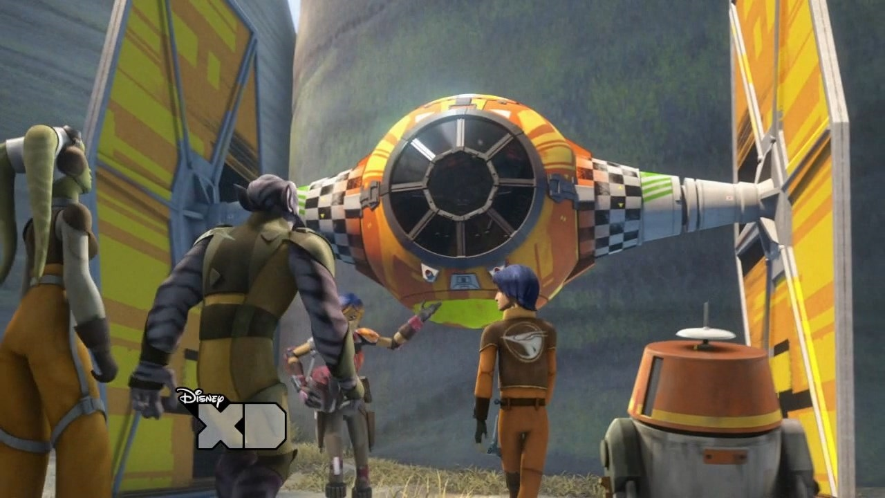 Season One Star Wars Rebels Finale Trailer