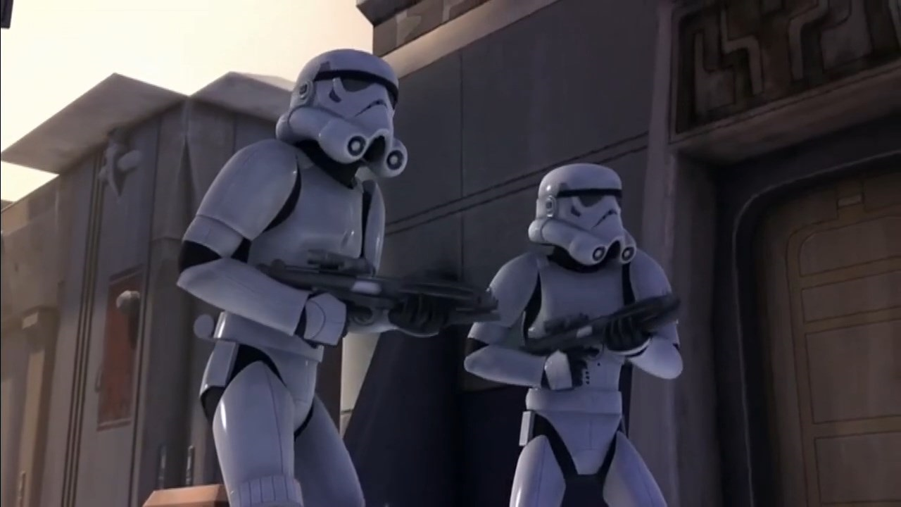 ARGENTeaM Star Wars Rebels 2014 S01E03 Fighter Flight