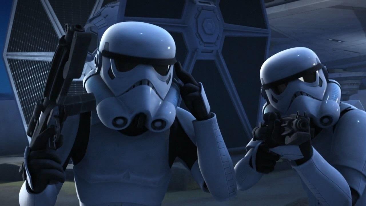 ARGENTeaM Star Wars Rebels 2014 S01E14 Fire Across The Galaxy