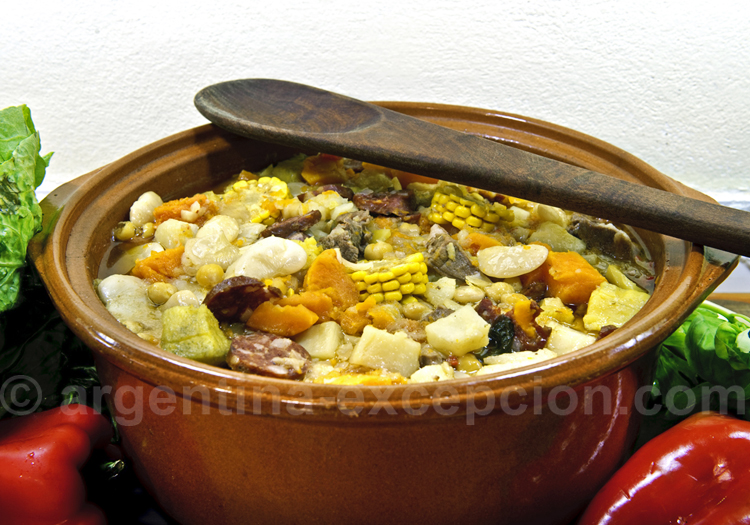 La cocina criolla en Argentina recetas tpicas