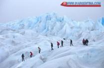 Mini trekking perito moreno glacier