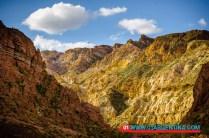 Mendoza - Canyon del Atuel