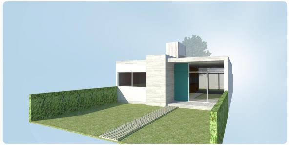 ProCreAr Casa Propia Construcción - prototipo 5 Criolla 51 m2