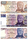 Parità peso - dollaro e rielezioine Menem
