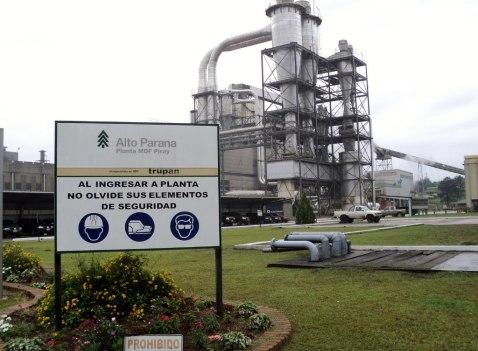 Alto Paraná ganó 200 millones de pesos en 2015, un 21% más que el año anterior