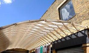 Uruguayo fue premiado en Reino Unido por innovador sistema estructural en madera