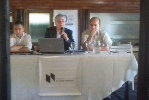 Representantes del sector público y el privado analizaron el potencial de la madera en la construcción de viviendas