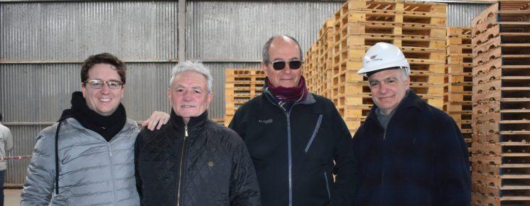 Chistian Lamiaux y Sergio Corso 2