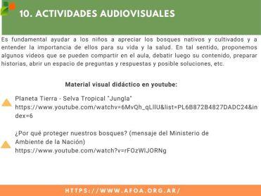 Actividades 10 FAO