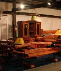 10 Muebles de Madera (quebracho)