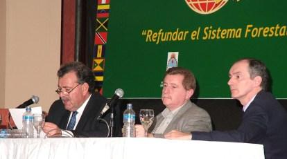 Nicolas Carusoni Jorge Barros y Jorge Scarpa