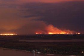 humo en la ciudad de Rosario 2