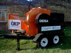 Chipeadora y camiones de recoleccion de residuos para Municipios de Misiones (3)