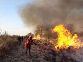Chaco Incendios