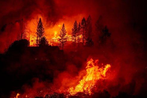 California Incendios 1