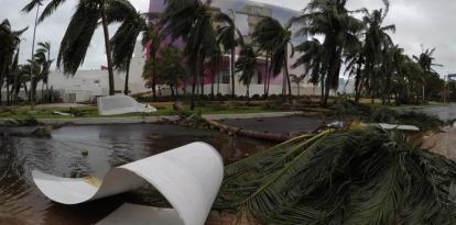 Desastres Naturales Cancun Foto EFE
