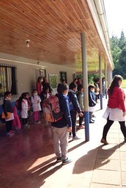 Escuela 340 Colonia San Juan de la Sierra 2