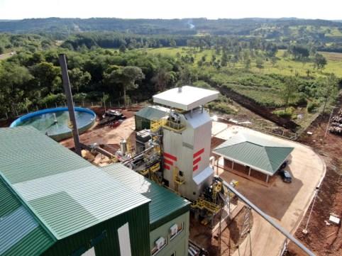 MM Bioenergia en Cerro Azul