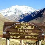 Mendoza Guardaparques Parque Aconcagua