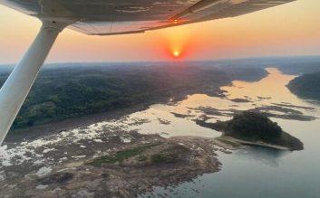 Rio Parana Eldorado Misiones