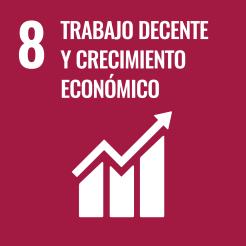 8 Trabajo Decente y crecimiento economico