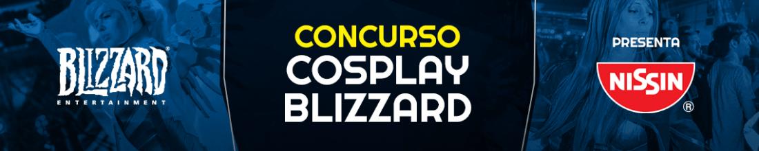Por segundo año consecutivo, ¡se viene el concurso de cosplay exclusivo de Blizzard!