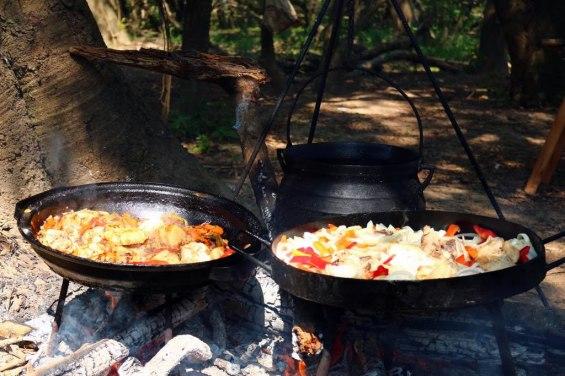 Argentina dorado fishing