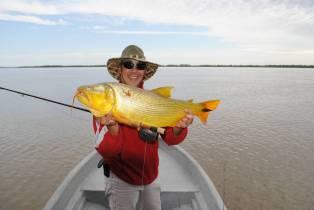 Dorado fishing in Argentina