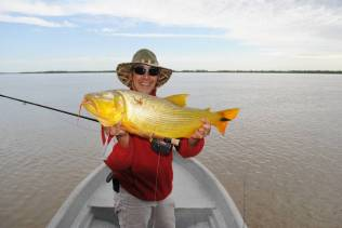 Dorado fishing in Argentina