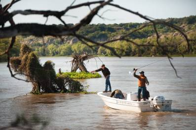 Fishing in Argentina