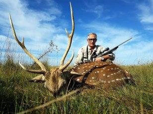 Big game hunting