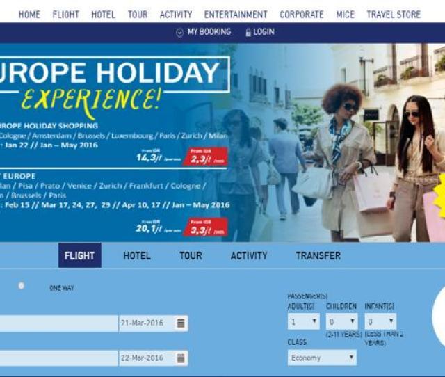 Smailing Tour Travel Management Expert Tour Travel Agent Terbesar Terbaik Di Indonesia