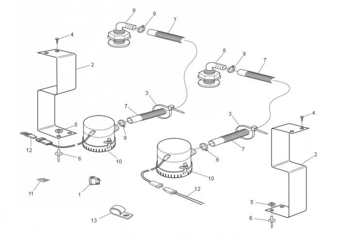 Bilge Pump: Bilge Pump Installation Instructions