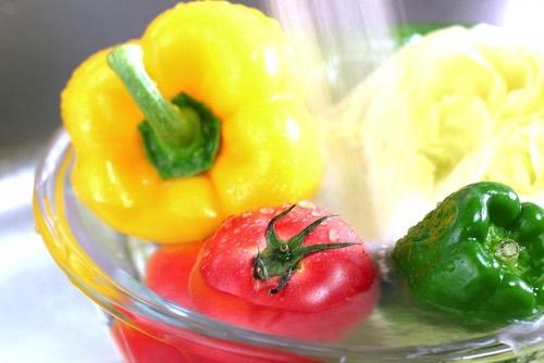 野菜 洗い方