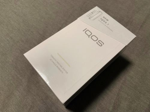 IQOS3 レビュー