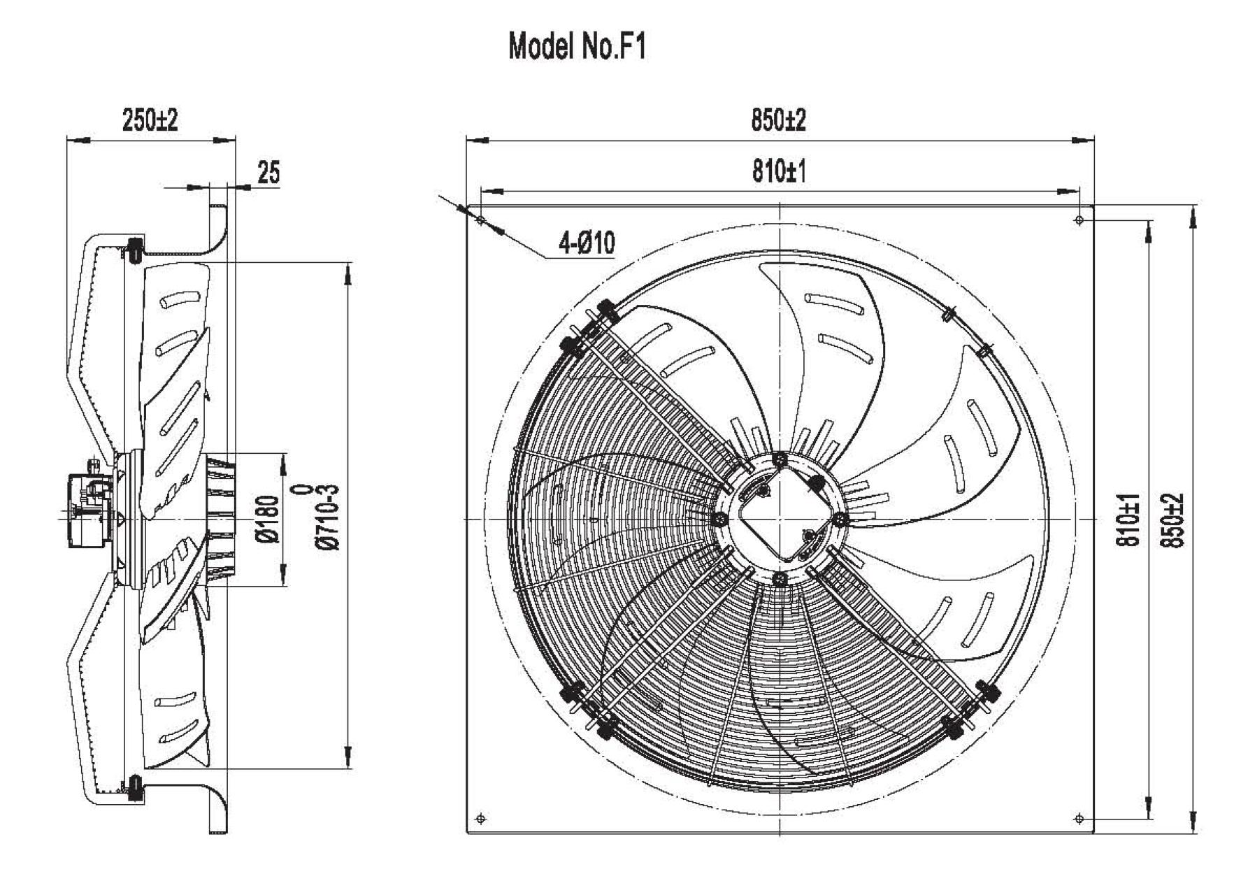 hight resolution of thumbnail of sq ax 710 axial fan 710