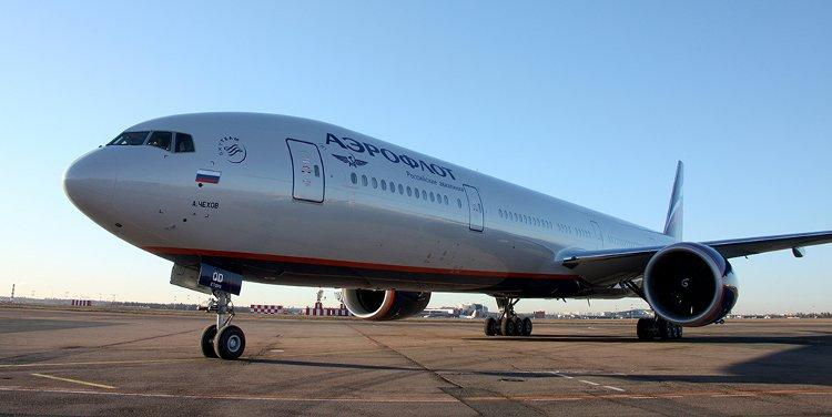 Image result for Aeroflot  Boeing 777-300ER