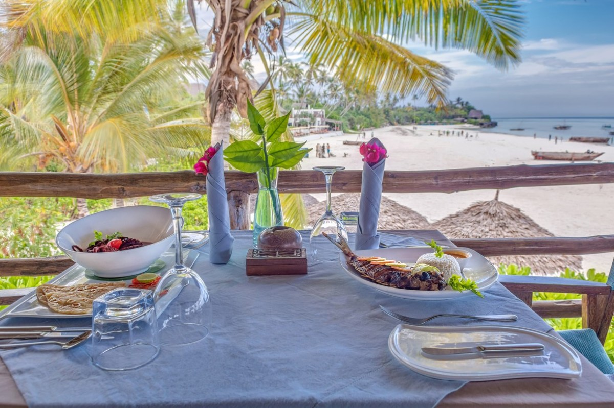 Sevi Boutique Hotel Zanzibar