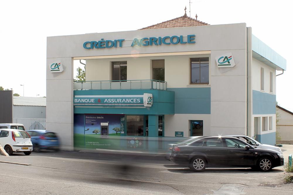 les agences crÉdit agricole – argos-groupe